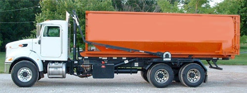 holland dumpster rental